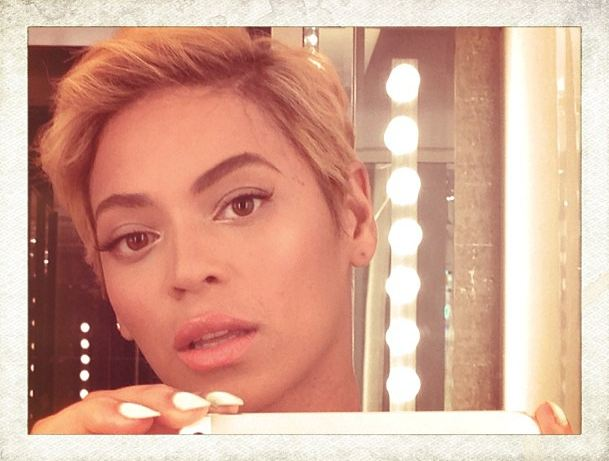 Beyonce on Instagram