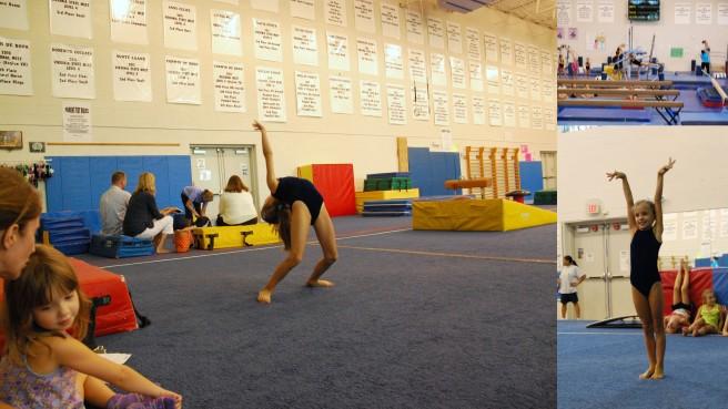 I'm not that flexible
