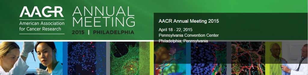 aacr meeting banner