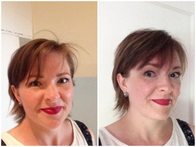 haircut may 2015